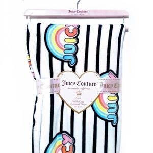 Juicy Couture Blanket 🌈💖